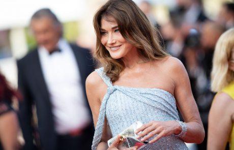 Filmski festival v Cannesu 2021: Najlepše toalete prvega večera! (foto)