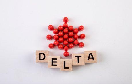 Raziskava potrdila: Dva odmerka cepiv Pfizer in AstraZeneca učinkovita proti različici delta