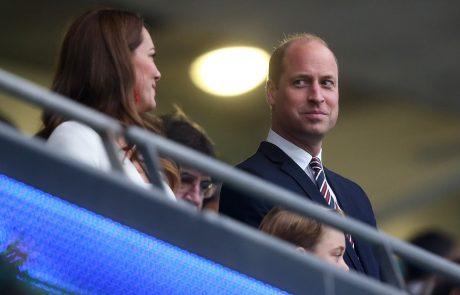 """Princ William ima dobro srce: """"Rešil mi je življenje, to, kar je naredil, je neverjetno"""""""