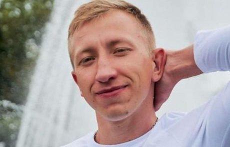 Beloruski aktivist se po jutranjem teku ni vrnil domov, danes so ga našli obešenega v parku