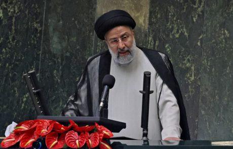 Prisegel je nov, skrajno konservativni iranski predsednik