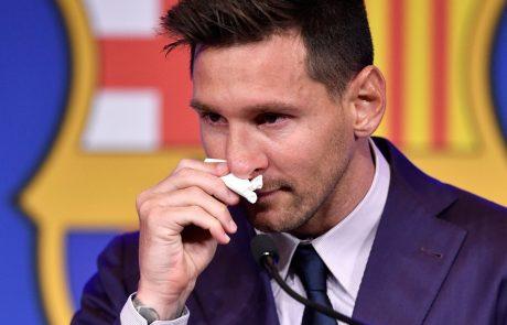 Messi in PSG dosegla dogovor, čaka ga le še zdravniški pregled