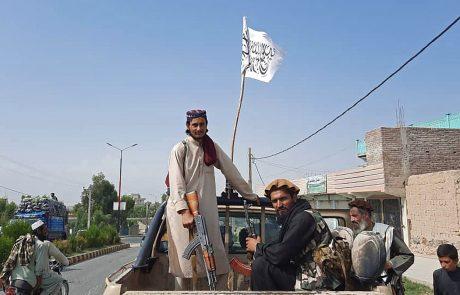 EU: Talibanska vlada ni vključujoča in reprezentativna
