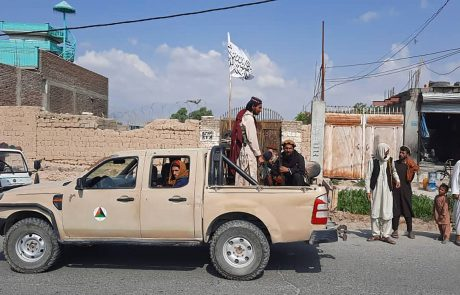Talibani vstopili v Kabul, upanja za domačine ni