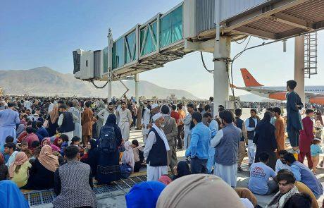 Nov teroristični napad na kabulsko letališče zelo verjeten v prihodnjih 24 do 36 urah