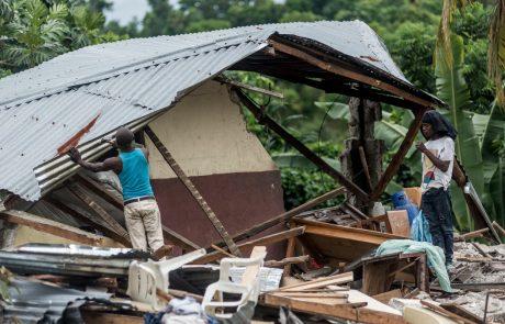 Slovenija na Haiti po potresu pošilja pomoč v vrednosti 140.000 evrov