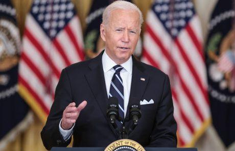 Biden še vedno stoji za svojo odločitvijo o umiku iz Afganistana