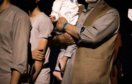 """Iz Afganistana evakuirali več sto otrok brez spremstva: """"ti so med najbolj ranljivimi otroki na svetu"""""""