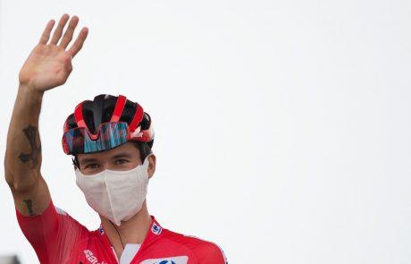 Rogliču 11. etapa dirke po Španiji