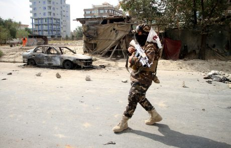 Talibani: Poraz ZDA je lekcija za ves svet