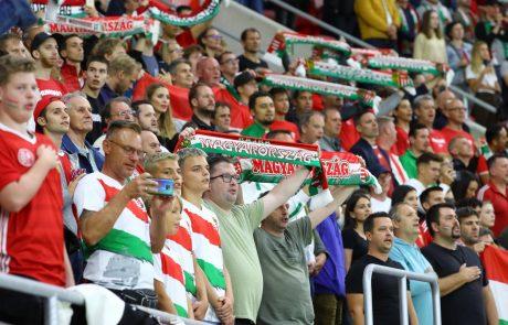 Fifa: Madžare zaradi rasizma čakajo sankcije