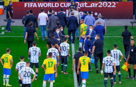 Kaj se je v resnici zgodilo na tekmi med Brazilijo in Argentino?