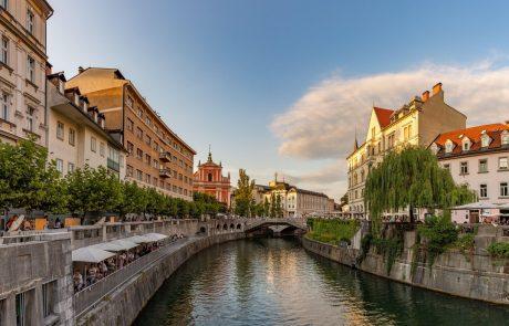 Ljubljana je najboljše zeleno mesto v Evropi