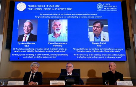 Nobelova nagrada za fiziko gre za razumevanje kompleksnih fizičnih sistemov