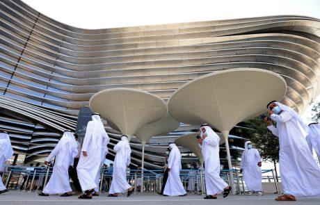 Expo v Dubaju v prvih desetih dneh privabil preko 400.000 obiskovalcev