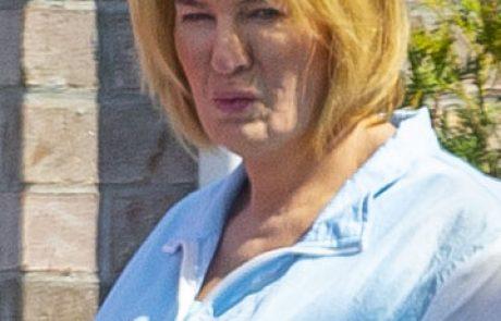 Popolnoma neprepoznavna: Kaj se je zgodilo z Renee Zellwegger? Katastrofa!