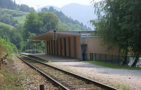 Slovenske železnice želijo spodbuditi kolesarstvo na Koroškem