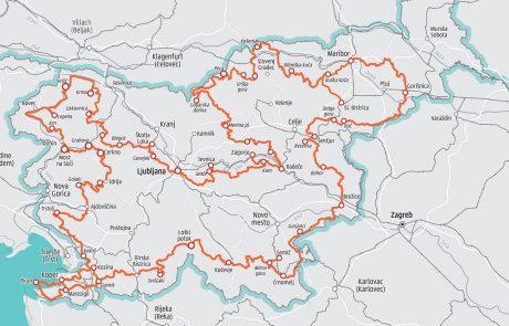 SPREJMI IZZIV: V enem dnevu po slovenski turnokolesarski poti