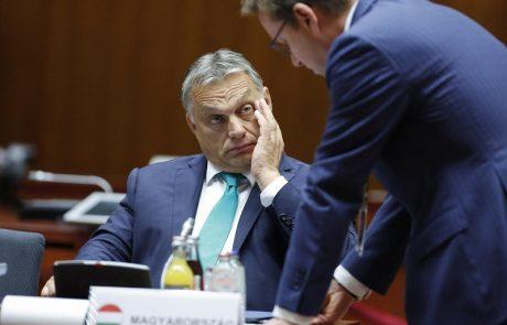 Madžarski BDP padel za 13,6 odstotka