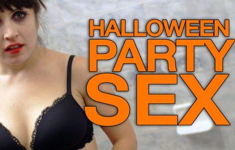 Zakaj se je na halloween zabavi nemogoče dati dol (video)