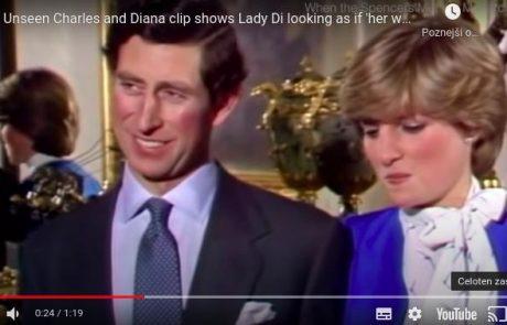 Novi snimci na kojima je Čarls šokirao Dijanu pred venčanje: ceo svet joj se srušio pred kamerama