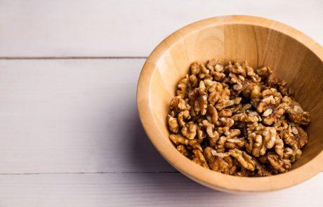Šta se dešava ako pojedemo samo sedam oraha dnevno?